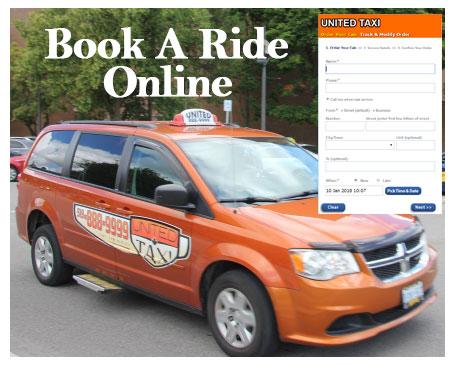 Book A Ride Online
